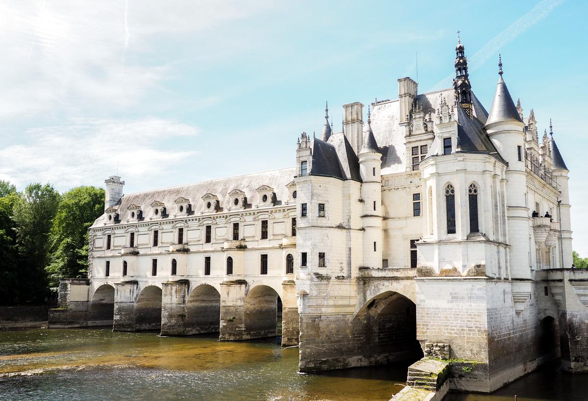 Chteau Et Jardins De Villandry En Val De Loire Site