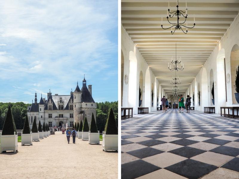 Le château de Chenonceau fait penser à celui de Disney