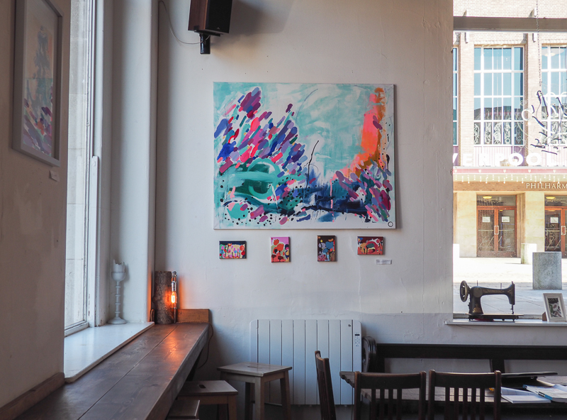 Café 92 Degrees de Liverpool