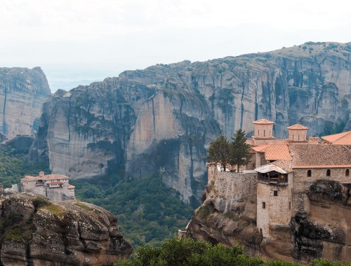 Quoi faire dans la région de Météores en Grèce