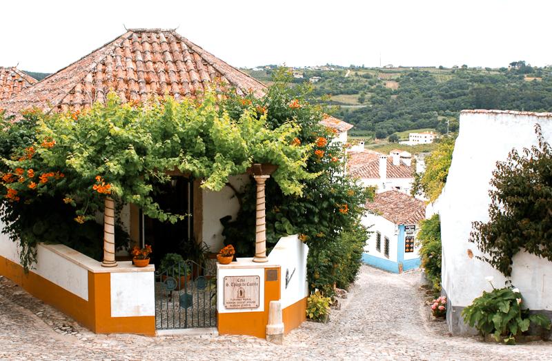 Hôtel à Obidos au Portugal