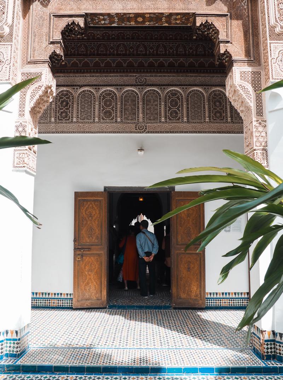Palais de la Bahia
