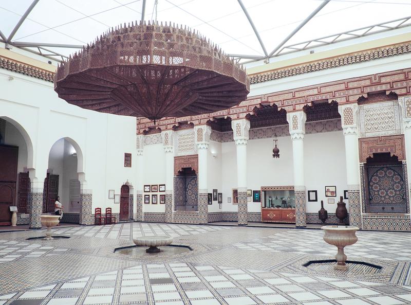 Palais de la Bahia, une alternative à la Médresa Ben Youssef