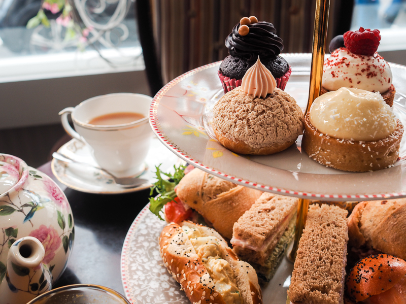 Où prendre un Afternoon Tea à Londres? B-Bakery
