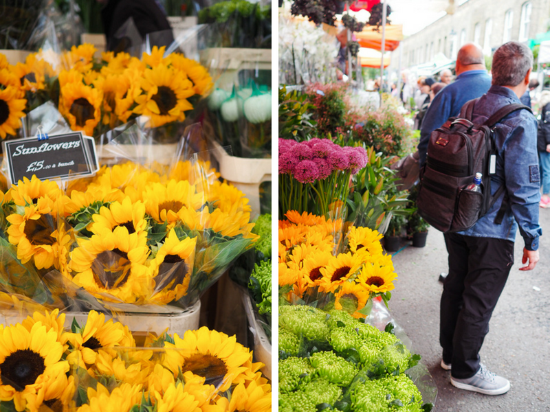 Colombia Road Flower Market