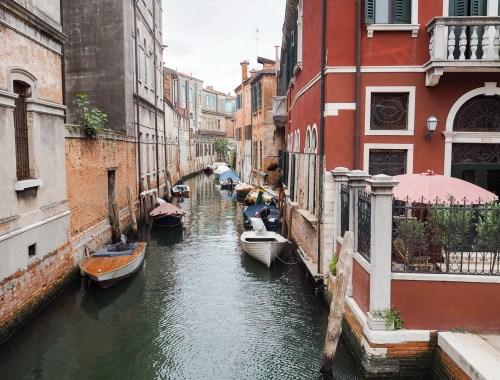 Visiter la ville de Venise en Italie