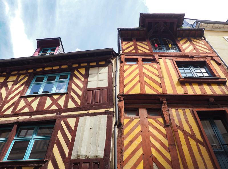 Day trip près de Saint-Malo : la ville de Rennes