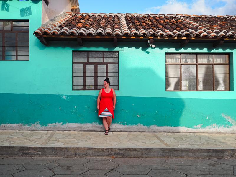 Annie à San Cristobal de las Casas