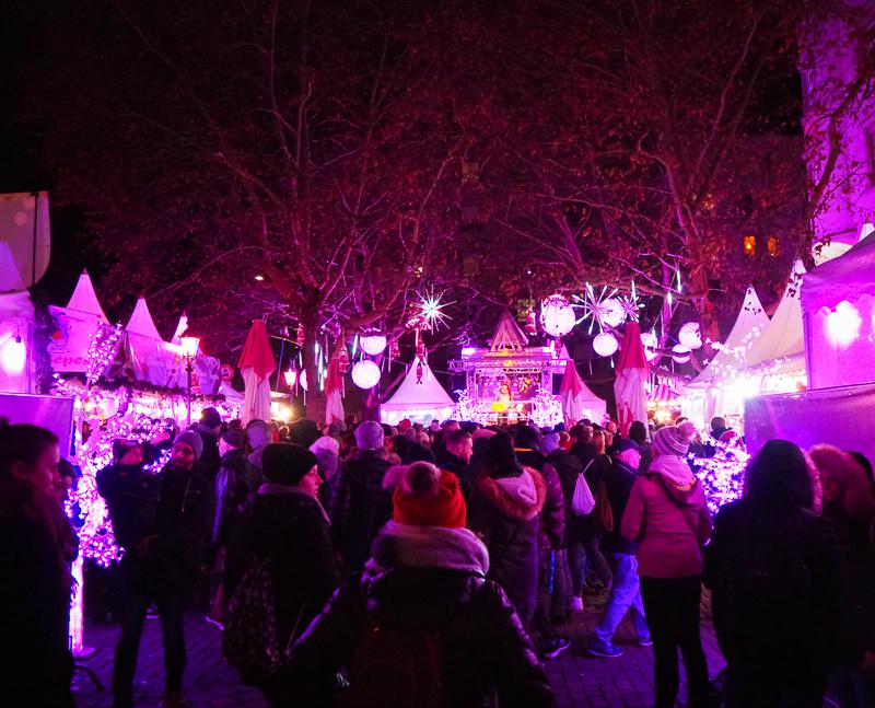 Pink Market ans le quartier LGBT de Munich