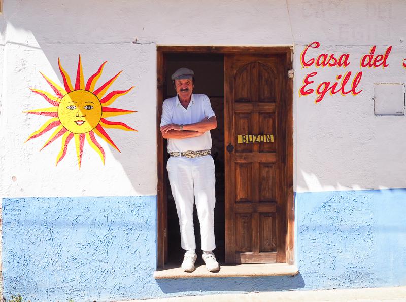 Homme à San Cristobal de las Casas
