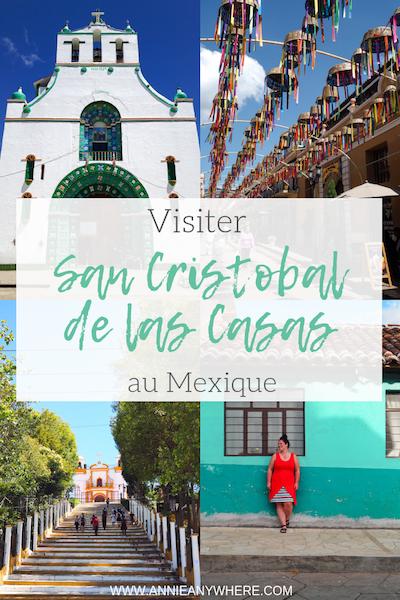 La ville de San Cristobal de las Casas se retrouve sur l'itinéraire de plusieurs backpackers en voyage au Mexique. Pas étonnant avec ses paysages montagneux, ses tonnes d'activités et sa vie culturelle active. Voici quelques idées d'activités et de bonnes adresses à ajouter à votre liste pour un voyage dans la région des Chiapas au Mexique. #Mexique