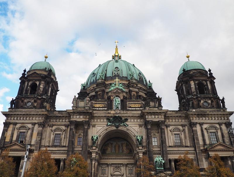 Berlinder Dom - Attrait touristique de Berlin