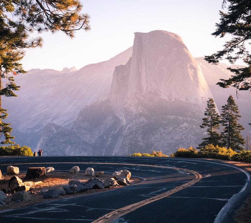 Road trip en Californie - Yosemite National Park