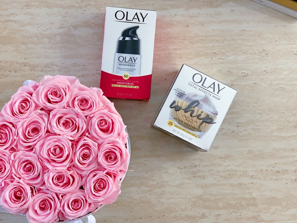Sun Care + Self Care with Olay This Summer!