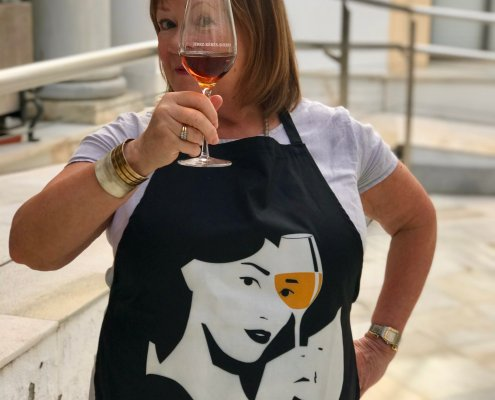 Annie B at Sherry Week
