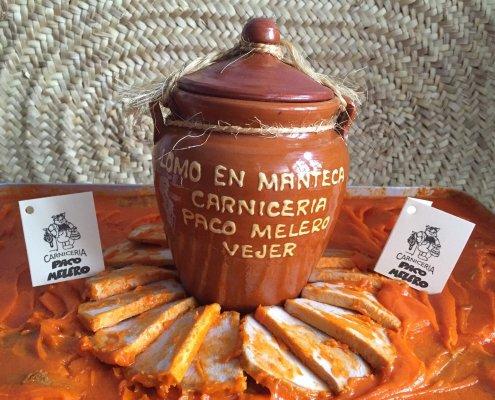 Lomo en Manteca in Vejer