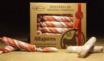 Alfajores de Medina Sidonia