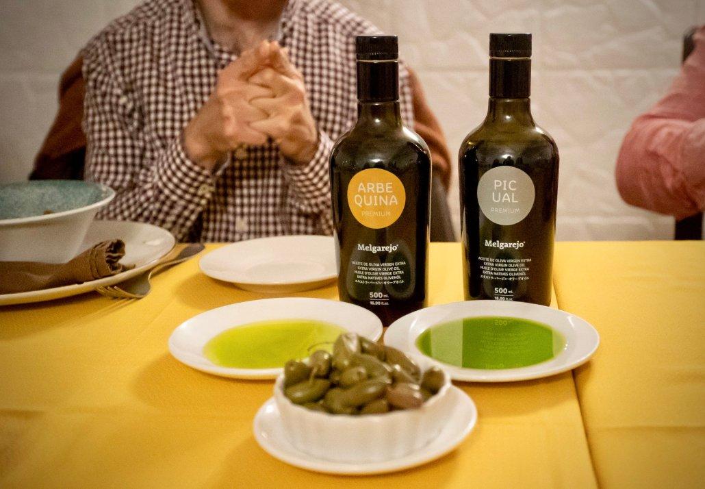 Extra Virgin Olive Oil from Melgarejo