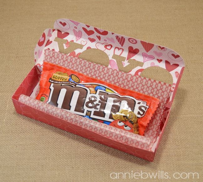 Quick And Easy Valentine S Day Candy Bar Boxes Lab Hands
