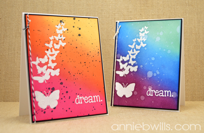 Dream in Color Card by Annie Williams - Main