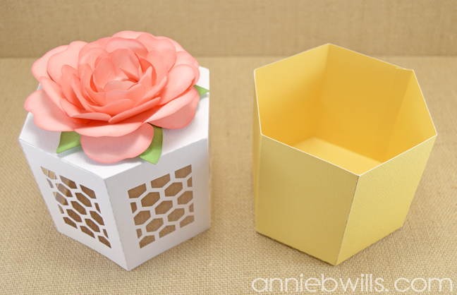 Just Bee-cause Gift Box by Annie Williams - Box
