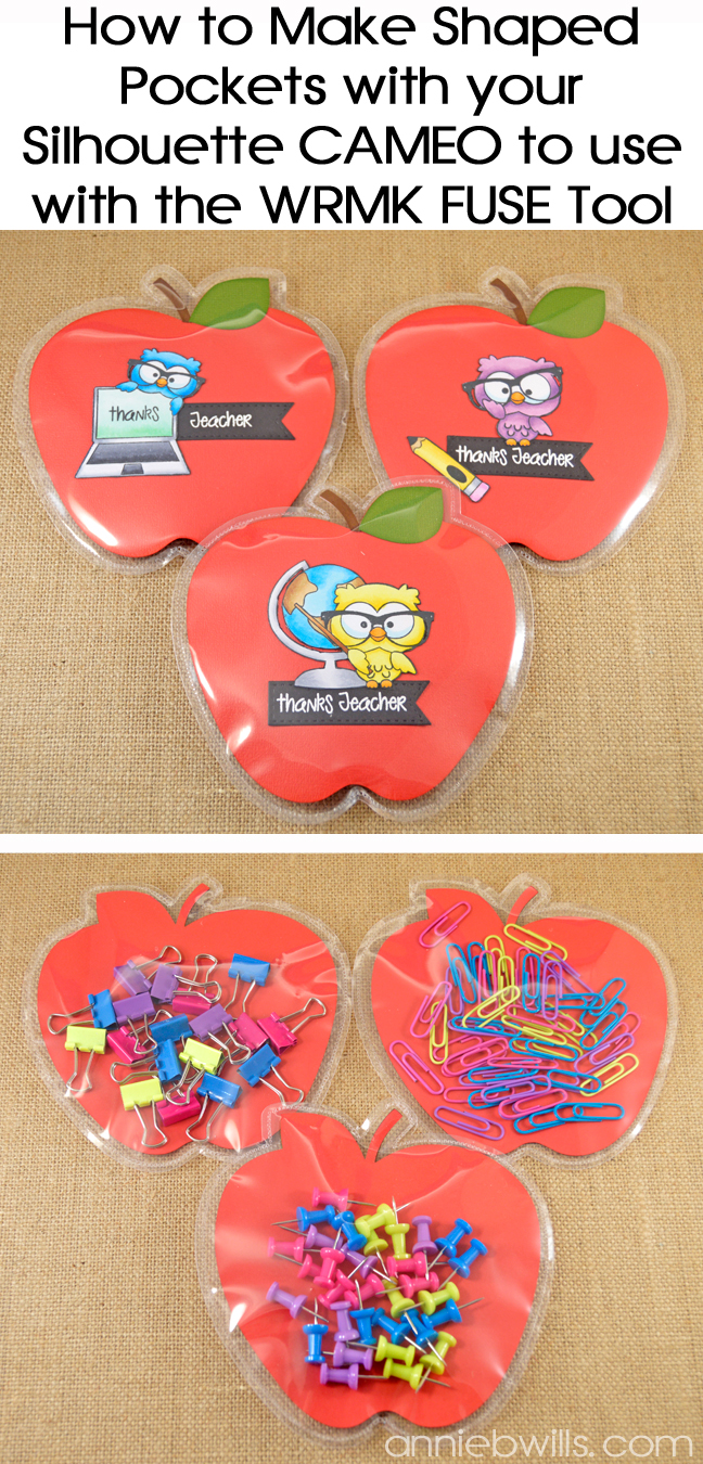 Teacher Thank You Gift Pockets by Annie Williams - Main