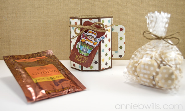 Hot Cocoa Gift Box by Annie Williams - Packaging