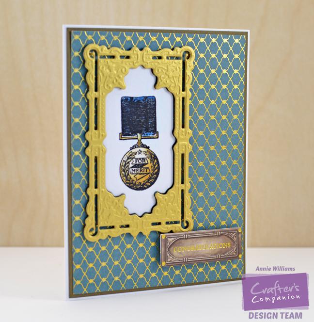 Downton Abbey Graduation Card by Annie Williams - Main