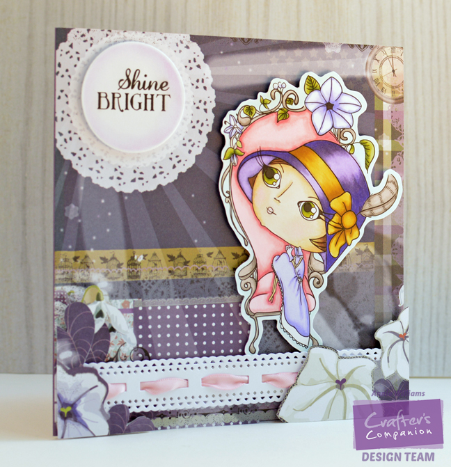 Moonstruck Card by Annie Williams - Main