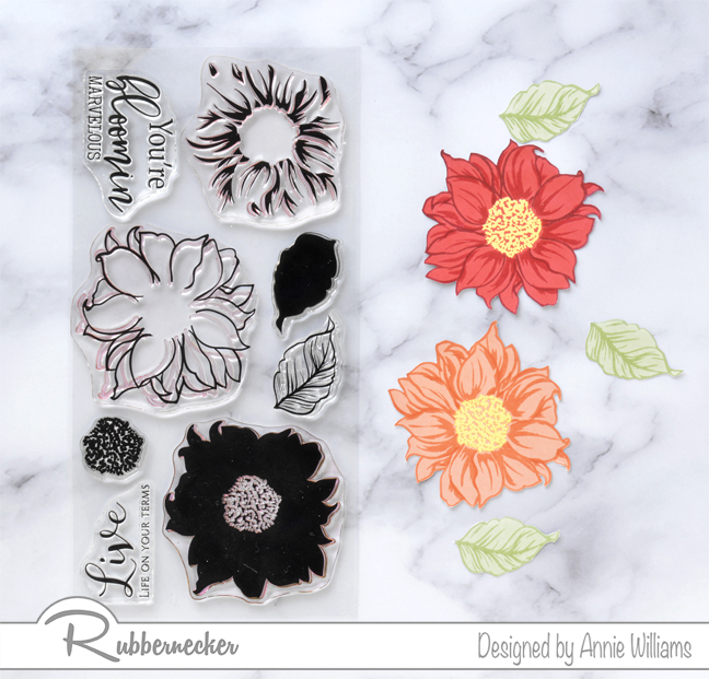 Rubbernecker Blog Florals-and-Hugs-Card-by-Annie-Williams-Stamping-Flowers