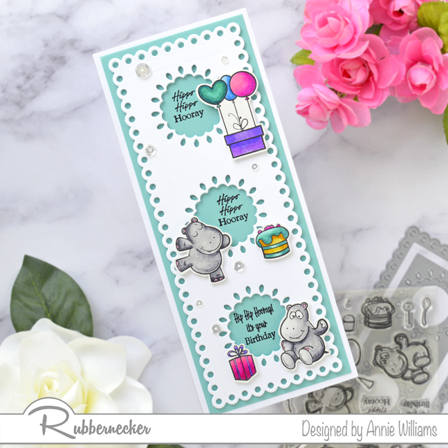 Rubbernecker Blog Hippo-Birthday-Slimline-Card-by-Annie-Williams-Final