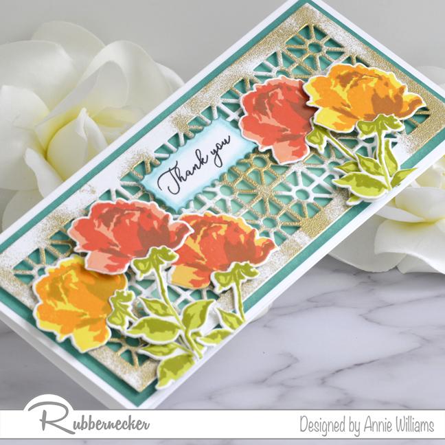 Rubbernecker Blog Autumn-Rose-Thank-You-Card-by-Annie-Williams-Detail