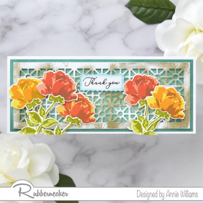 Rubbernecker Blog Autumn-Rose-Thank-You-Card-by-Annie-Williams-Main