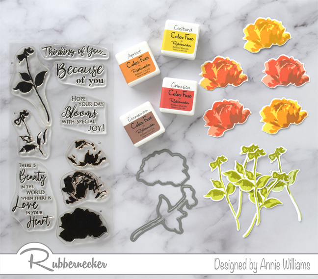 Rubbernecker Blog Autumn-Rose-Thank-You-Card-by-Annie-Williams-Stamping