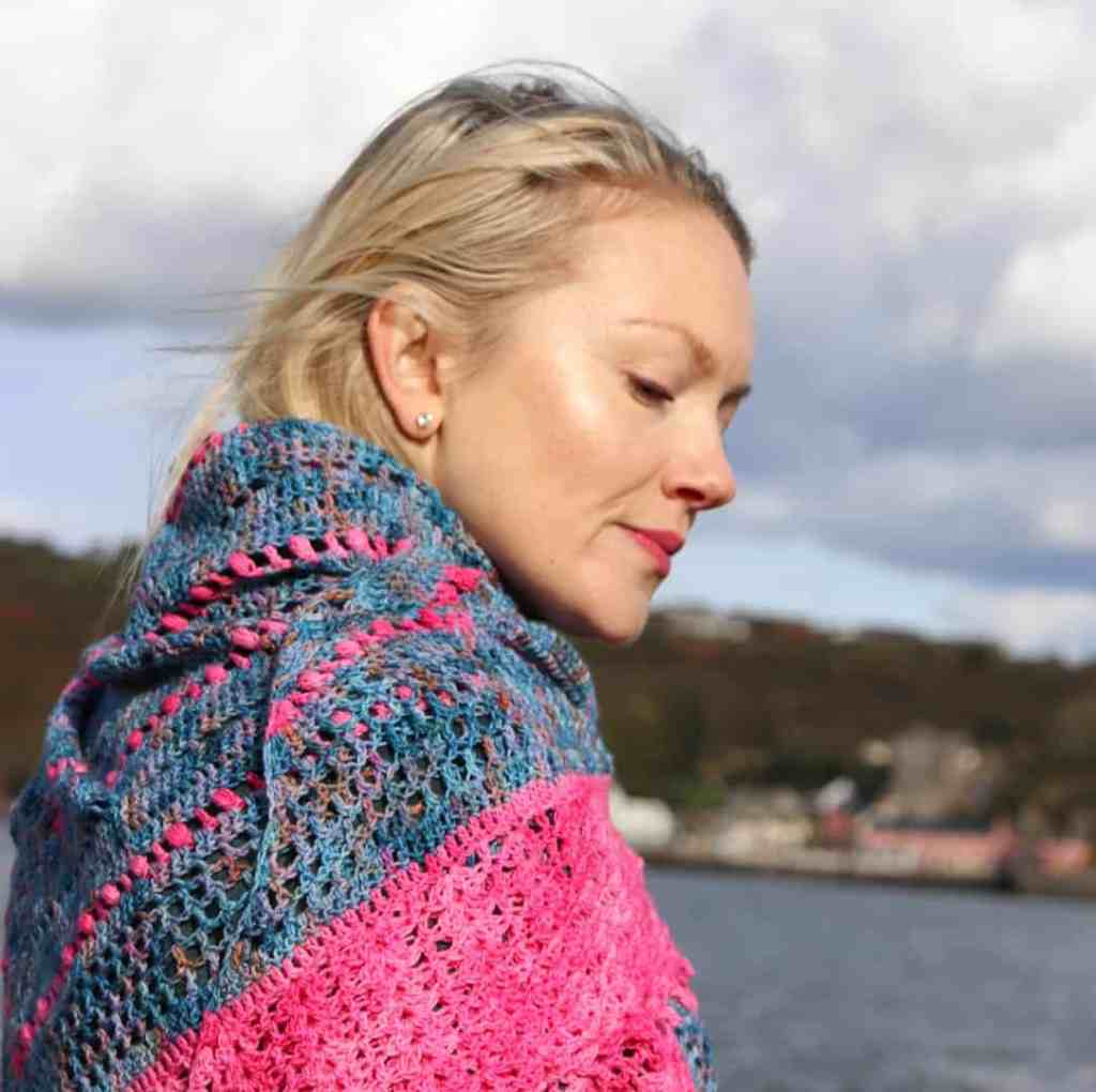 Samhain Shawl – new crochet pattern