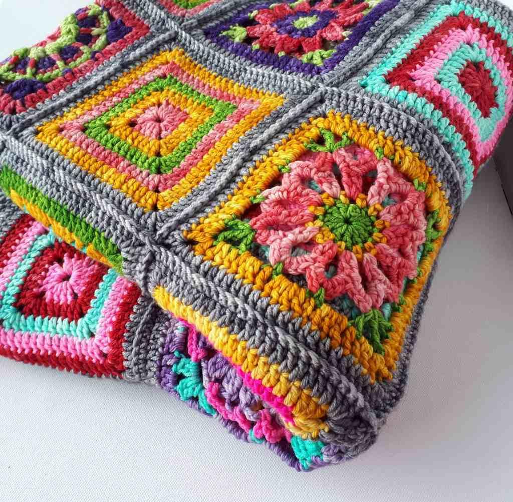Blaithin Blanket Stash Busting CAL – Final Week