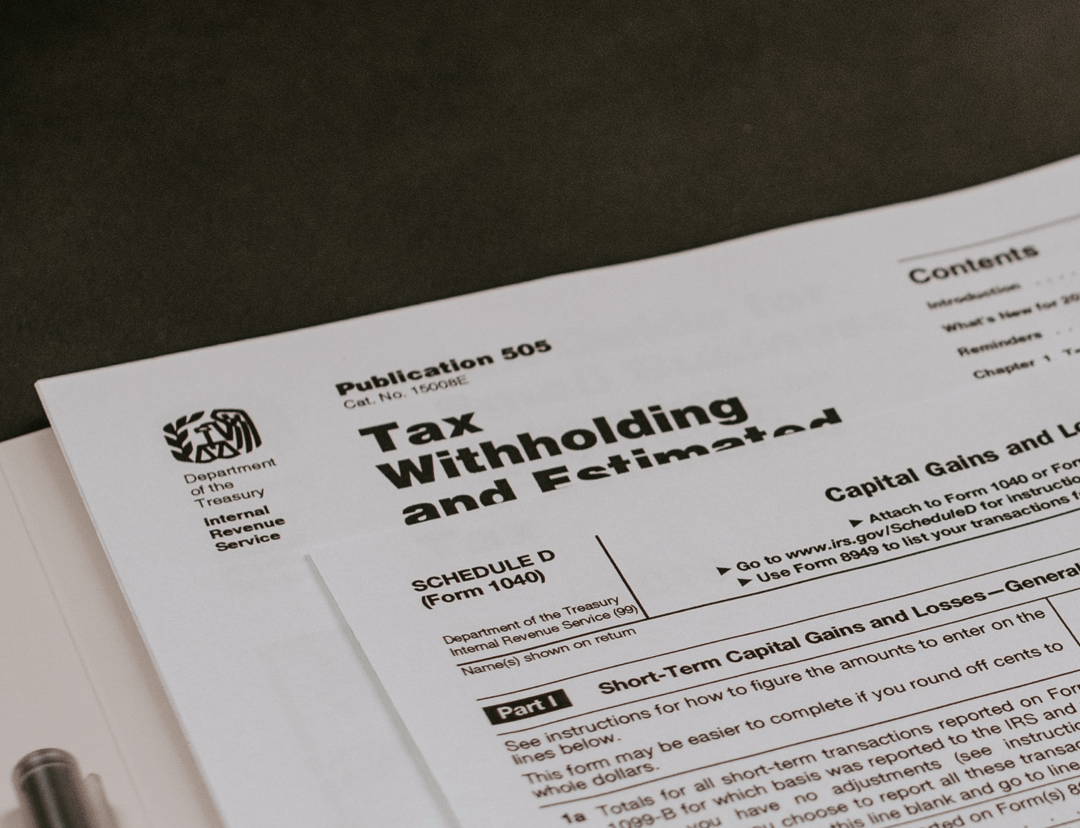 IRS Paper Tax Forms