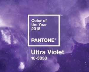 2018's Trending Colors