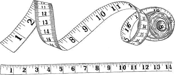 Tape Measure- How do you measure others, yourself