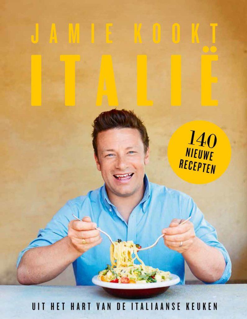 Jamie kookt Italie - sticker