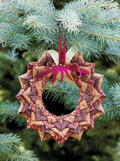 No Sew Christmas Crafts