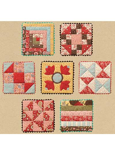 kitchen hot pads small remodeling sewing downloads baking day ii pattern