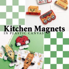 Kitchen Magnets Counter Decor Easy Plastic Canvas Patterns In