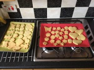 Custard Biscuits