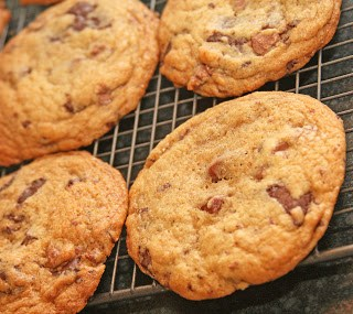 The Best Chocolate Chunk Cookies Ever!