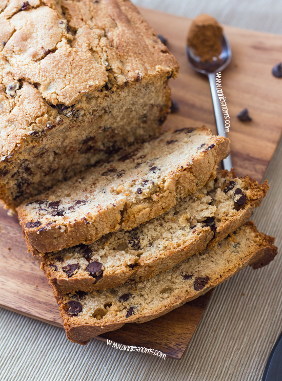Chocolate Chip Snickerdoodle Bread