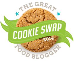 Cranberry and Ginger White Chocolate Chip Cookies | Annie's Noms