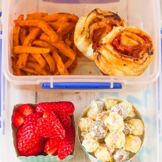 Funky Lunchbox Makeover!