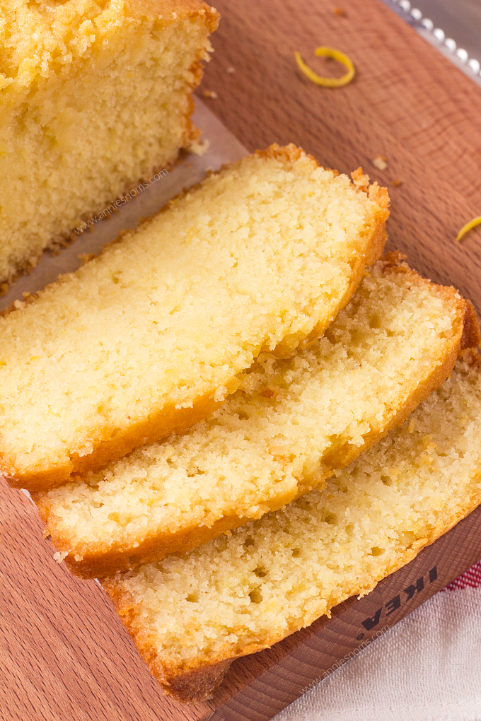 How To Make A Lemon Drizzle Cake With Lemon Juice