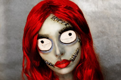 sally the nightmare before christmas - Sally Nightmare Before Christmas Wig